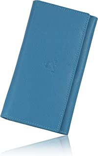 Le Craf Elisa Genuine Leather Wallet/Purse for Women and Girls