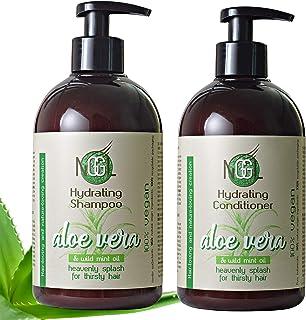 Set: Shampoo 500ml and Conditioner 500ml
