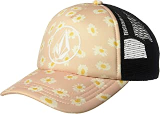 Volcom Junior's Girls Hey Slims Adjustable Trucker Hat