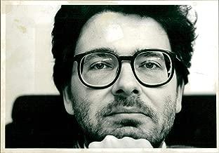 Vintage photo of Paul Keers
