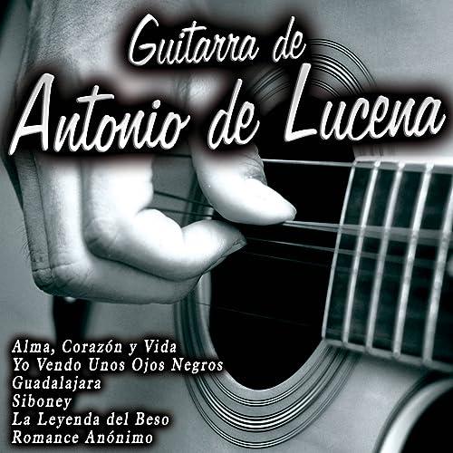 Guitarra de Antonio de Lucena de Antonio De Lucena en Amazon Music ...