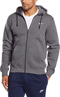 Nike Men's Club Fleece Full Zip Hoodie