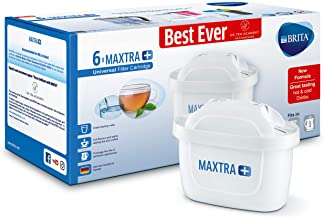 BRITA MAXTRA+ water filter cartridge -6 pack