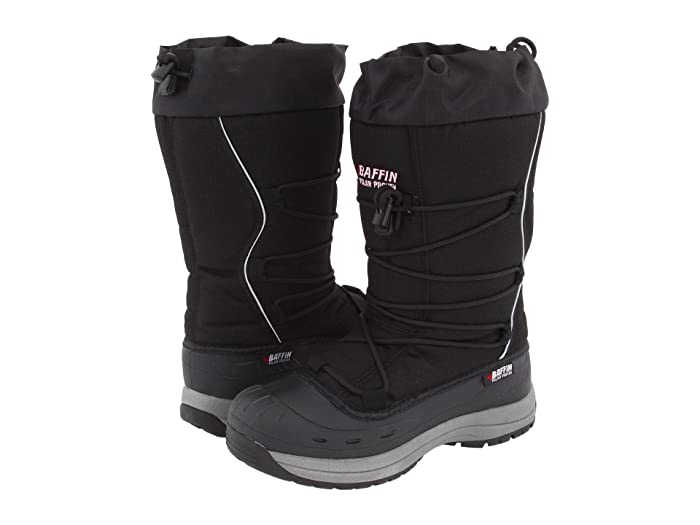 Baffin  Snogoose (Black) Womens Cold Weather Boots