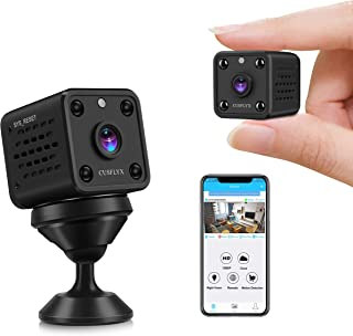 Cloud Mini Camera-CUSFLYX WiFi 1080P HD cámara remota inal�