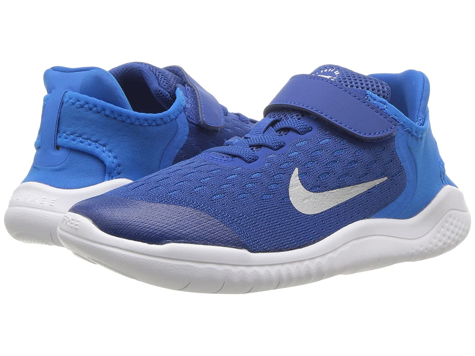 Nike Kids Free RN 2018 (Little Kid)Atmospheric grades have affordable shoes
