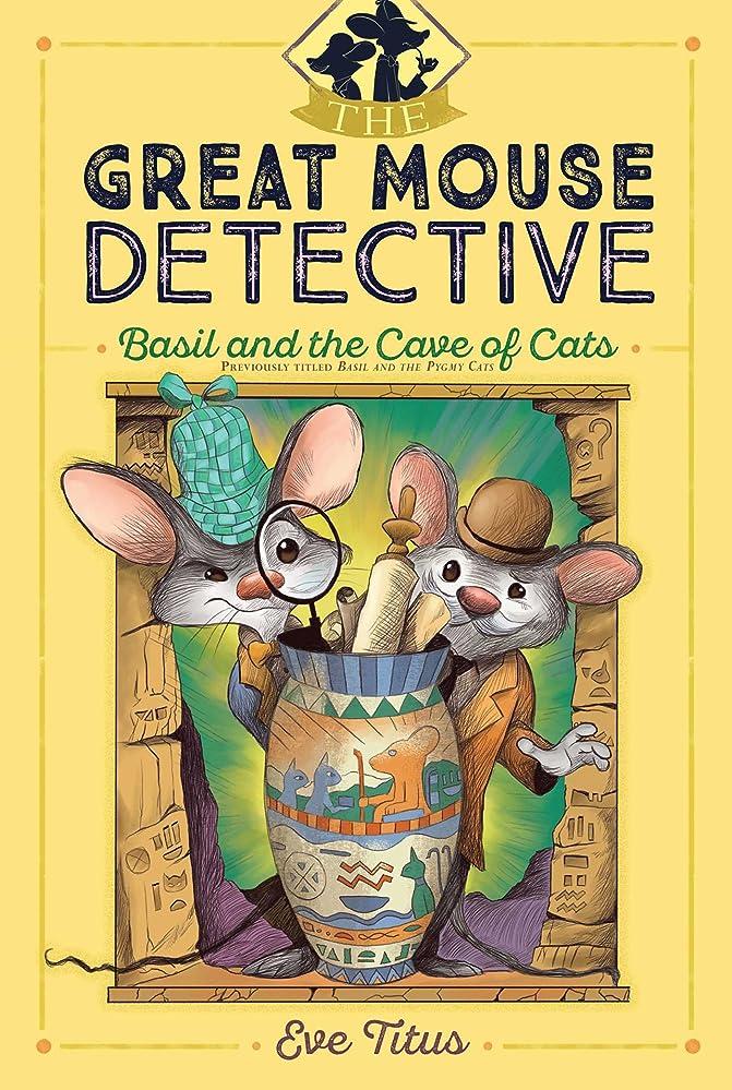 特別に満足できるの慈悲でBasil and the Cave of Cats (The Great Mouse Detective Book 2) (English Edition)