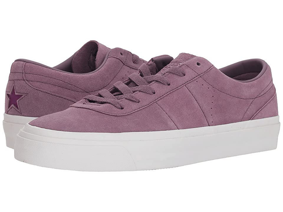 Converse Skate One Star(r) CC Pro Suede Ox (Violet Dust Icon Violet White) Skate  Shoes f591c2f56