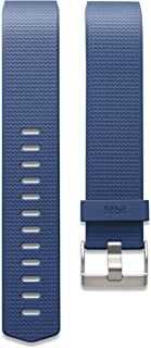 Fitbit Charge 2 Accessory Band- Blue, Large