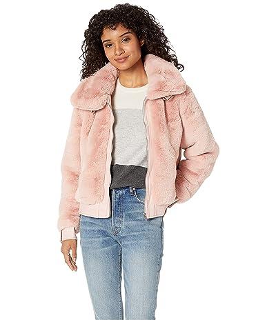 Blank NYC Faux Fur Jacket in Internet Hobo (Internet Hobo) Women