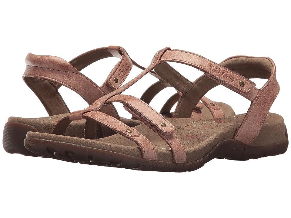 Taos Footwear Trophy (Blush) Women