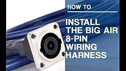Amazon.com : Big Air Wakebaord Tower 8-Pin Wiring Harness : Sports &  OutdoorsAmazon.com