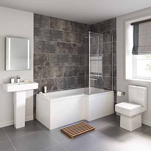 Super Complete Bathroom Suites Amazon Co Uk Download Free Architecture Designs Scobabritishbridgeorg