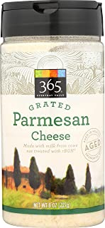 365 Everyday Value, Grated Parmesan Cheese, 8 oz