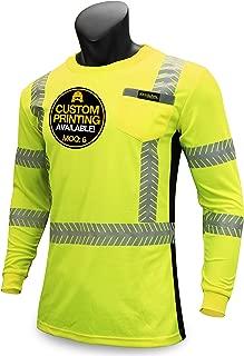custom reflective shirts