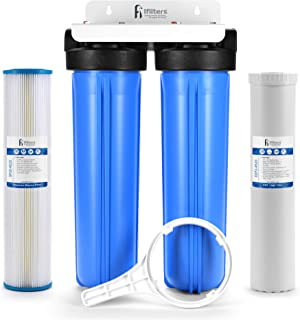 Well Water Whole House Filtration System 20