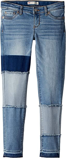 710 Kaia Ankle Super Skinny Jeans (Little Kids)