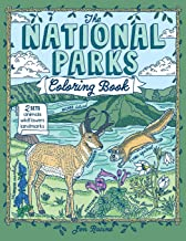 Download The National Parks Coloring Book PDF