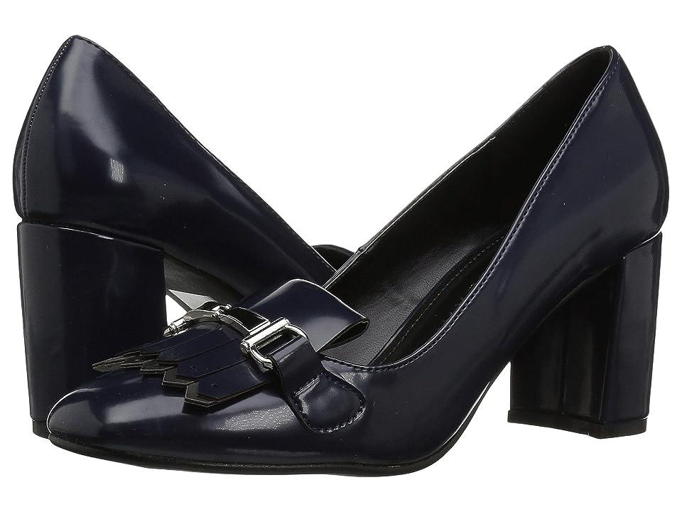 Athena Alexander Olivia (Navy) High Heels