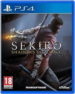 Sekiro Shadows Die Twice, PS4
