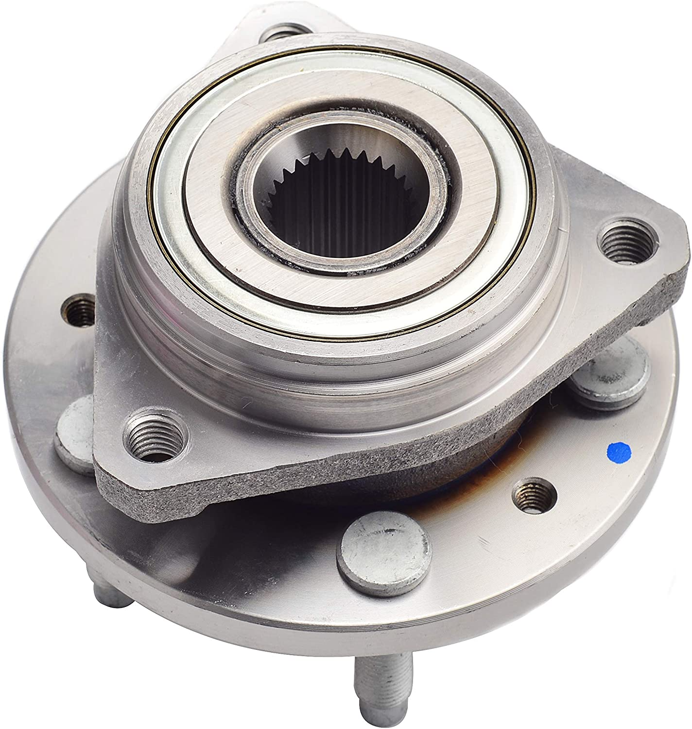 ADIGARAUTO 513156 NEW Front Wheel Hub /& Bearing Assembly for 2003-1999 Ford Windstar