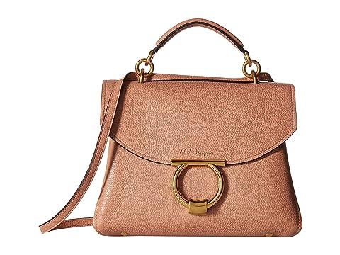 Salvatore Ferragamo Small Top-Handle Bag