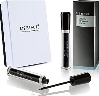 m2 lashes eyelash activating serum
