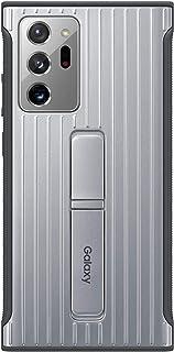 Galaxy Note20 Ultra 5G Protective Standing Cover/シルバー [Galaxy純正 国内正規品]EF-RN985CSEGJP