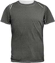 Old Glory Chainmail Costume All Over Adult T-Shirt