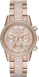 Women's Ritz Rose Gold-Tone Watch MK6307