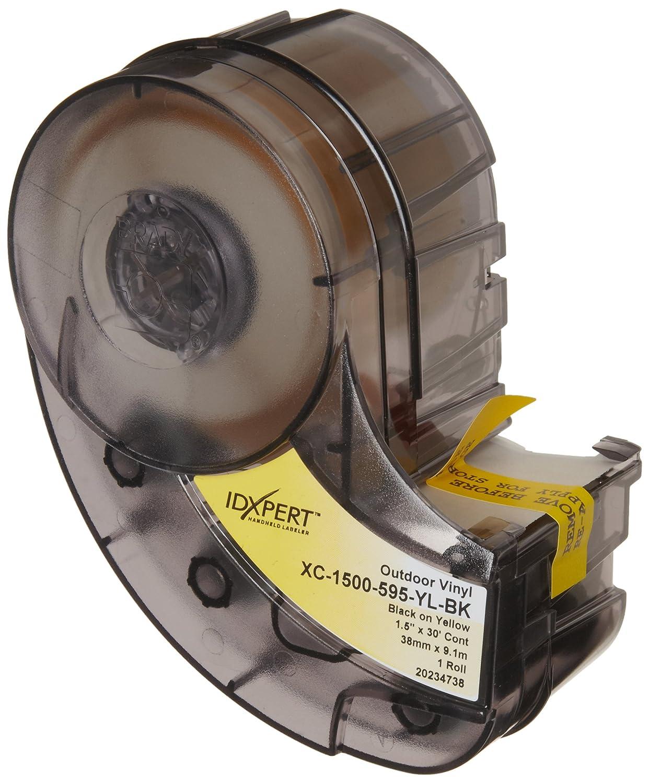 Brady XC-1500-595-YL-BK-BRADY XC-1500-595-YL-BK IDXPER  LABXPER