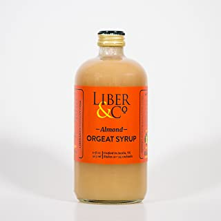 Liber & Co. Almond Orgeat Syrup (17 oz)