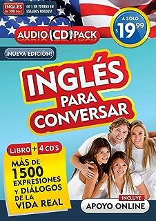 Inglés en 100 días -Inglés para conversar - Audio Pack (Libro + 4 CD's Audio) / English in 100 Days - Conversational English Audio Pack (New Edition)
