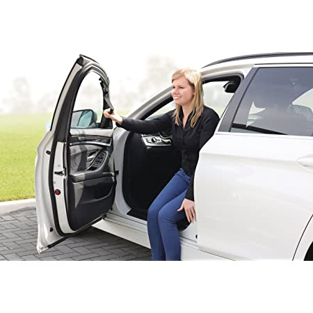 Eurosell Greifhilfe Einstieg Ausstieg Griff Schlaufe Hilfe Für Auto Schlaufe Für Senioren Rollstuhlfahrer Etc Drogerie Körperpflege