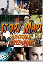 Story Maps: 12 Great Screenplays (Raiders of the Lost Ark, Up, Rocky, Sex and the City, X-Men, Black Swan, Juno, The Matrix)