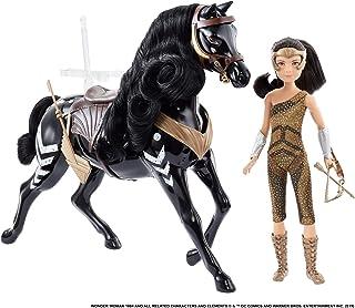 DC Comic Wonder Woman Diana + Caballo Figura de Acción para