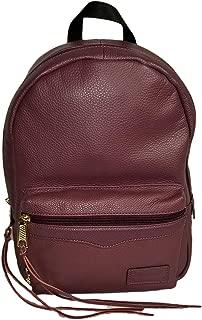 Rebecca Minkoff Medium Leather Zip Backpack