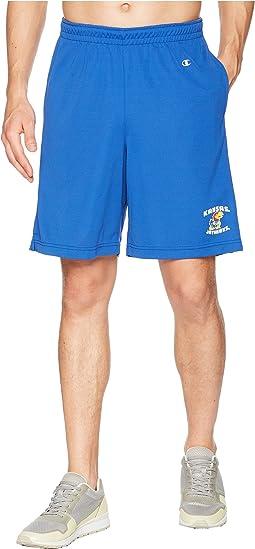 Kansas Jayhawks Mesh Shorts