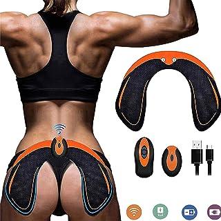 comprar comparacion ZHENROG EMS Hips Electroestimulador Muscular,Gluteos Estimulador de Glúteos Herramientas Nalgas HipTrainer para la Cadera ...