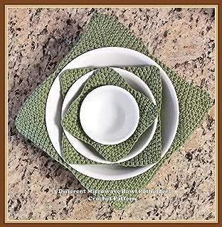 microwave potholder pattern