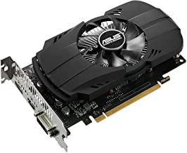 ASUS Geforce GTX 1050 2GB Phoenix Fan Edition DVI-D HDMI DP 1.4 Gaming Graphics Card (PH-GTX1050-2G) Graphic Cards
