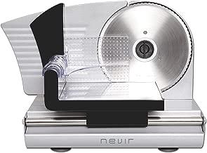 Nevir Cortafiambres Nvr-4004 CF 150W,Cuchilla INOX, 150 W,
