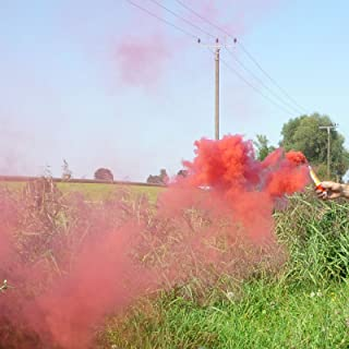 Raucherzeuger Mr. Smoke Typ 1 in Rot