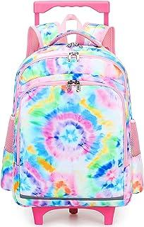 حقيبة ظهر بعجلات للفتيات من كامبتور، حقيبة ظهر بعجلات للأطفال، حقائب مدرسية بعجلات