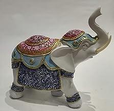 تمثال فيل خزف - تمثال ديكور مميز