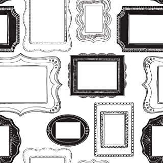 Best black and white picture frame wallpaper Reviews