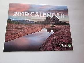 The Nature Conservancy 2019 CALENDAR, 10 1/2