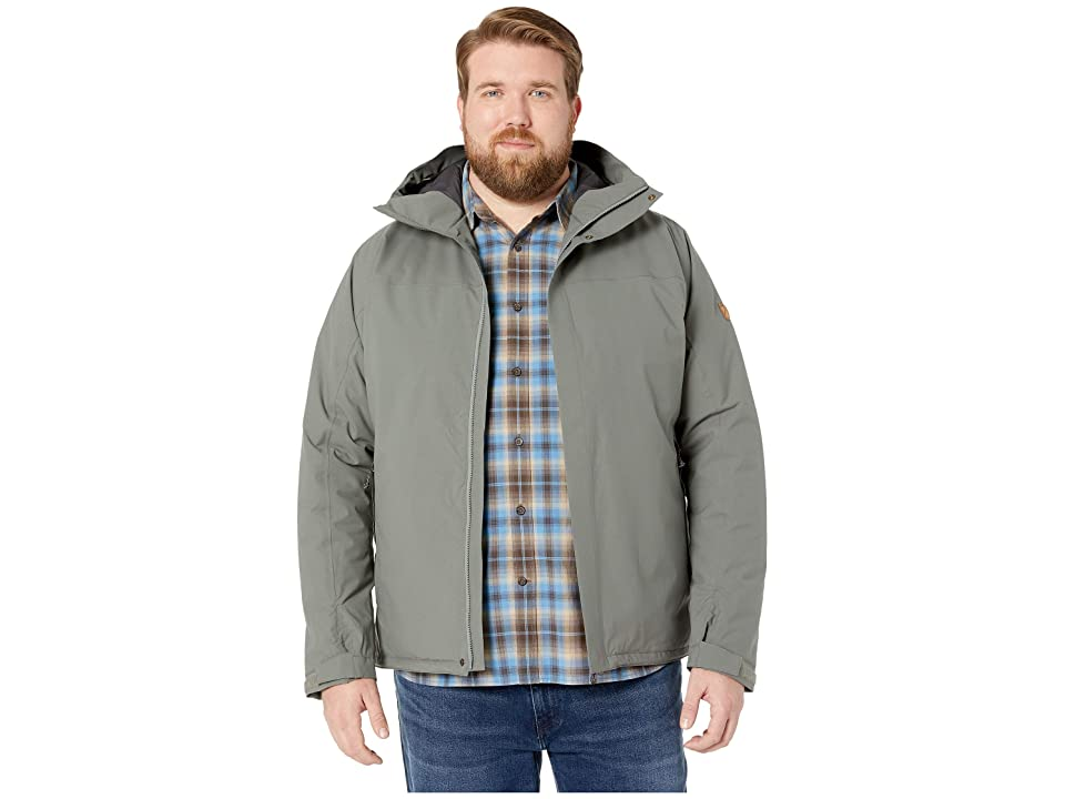 Fjallraven High Coast Eco-Shell Padded Jacket (Thunder Grey) Men