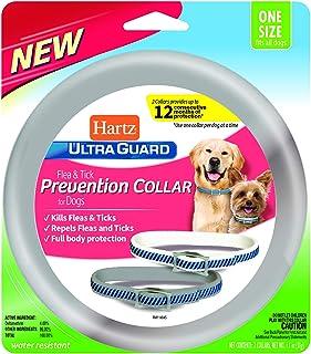 Hartz Ultraguard Flea & Tick Prevention Collars for Dogs