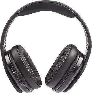 Altec Lansing MZX667-BLK Evolution2 Waterproof Bluetooth Headphones, Black